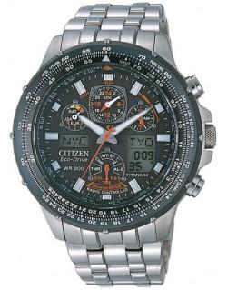 Citizen Skyhawk titanio Ti+IP