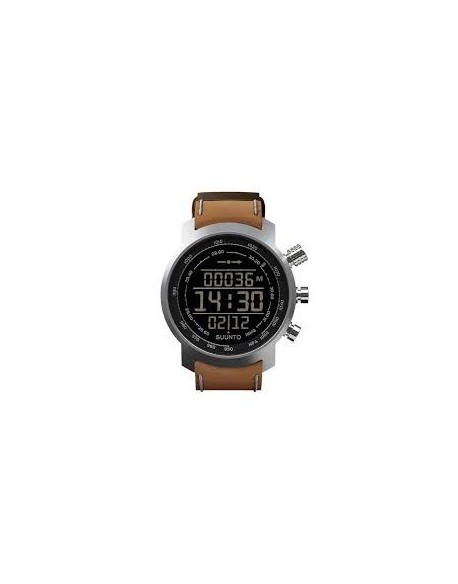SUUNTO ELEMENTUM TERRA BROWN LEATHER