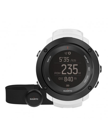SUUNTO AMBIT3 VERTICAL BLANCO HR